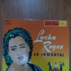 Discos de vinilo: LUCHA REYES LA INMORTAL. Lote 269365518