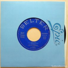 Discos de vinilo: RAY CHARLES: LLUVIA O SOL + 3 - EP - 1961 - BELTER (SIN CARPETA) - MUY BUENO (VG+). Lote 269365938