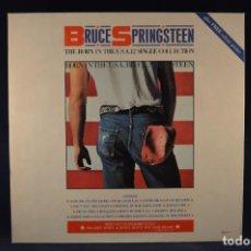 "Discos de vinilo: BRUCE SPRINGSTEEN - THE BORN IN THE U.S.A. 12"" SINGLE COLLECTION - 4 LP + SINGLE + PÓSTER. Lote 269368443"