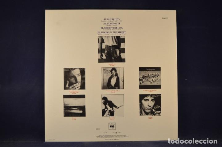 "Discos de vinilo: BRUCE SPRINGSTEEN - THE BORN IN THE U.S.A. 12"" SINGLE COLLECTION - 4 LP + SINGLE + PÓSTER - Foto 8 - 269368443"