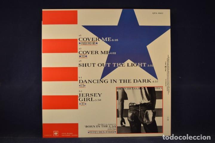 "Discos de vinilo: BRUCE SPRINGSTEEN - THE BORN IN THE U.S.A. 12"" SINGLE COLLECTION - 4 LP + SINGLE + PÓSTER - Foto 10 - 269368443"
