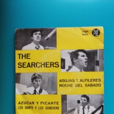 Dischi in vinile: THE SEARCHERS - AGUJAS Y ALFILERES +3 1964. Lote 269381863