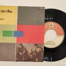 """Discos de vinilo: VINILO DE 7 PULGADAS DE ALPHAVILE QUE CONTIENE """" BIG IN JAPAN"""" Y """"SEEDS"""". DISCOGRÁFICA: SANNI RECORD. Lote 269382673"""