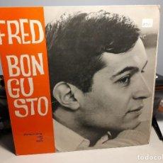 Discos de vinilo: LP FRED BONGUSTO ( EDITADO EN ITALIA EN 1963 ). Lote 269388308