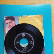 Dischi in vinile: ELVIS PRESLEY - A FOOL SUCH AS I - I NEED YOUR LOVE TONIGHT. Lote 269388703
