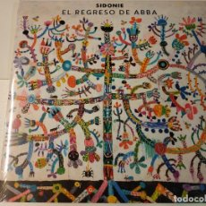 Discos de vinilo: 0621- SIDONIE EL REGRESO DE ABBA VINILO 2 LPS NUEVO PRECINTADO SPAIN 2020. Lote 269391173