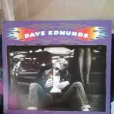 Discos de vinilo: DAVE EDMUNDS 1990 CAPITOL RECORDS.. Lote 269391323