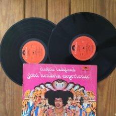 Discos de vinilo: JIMY HENDRIX EXPERIENCE- ELECTRIC LADYLAND- 2XLP'S -MÉXICO 1969. Lote 269395608
