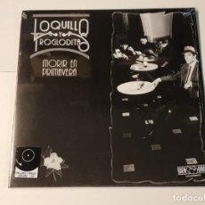 Discos de vinilo: 0621- LOQUILLO Y TROGLODITAS MORIR EN PRIMAVERA VINILO LP + CD PRECINTADO 2019. Lote 269396898