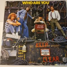 Discos de vinilo: 0621- THE WHO WHO ARE YOU VINILO LP NUEVO PRECINTADO EU. Lote 269397218