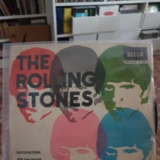 Discos de vinilo: THE ROLLING STONES EP. Lote 269402238