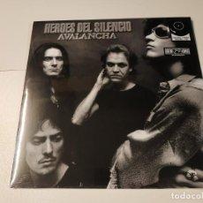 Discos de vinilo: 0621- HEROES DEL SILENCIO AVALANCHA VINILO LP + CD PRECINTADO SPAIN 1995/2020. Lote 269404118