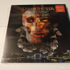 Discos de vinilo: 0621-DREAM THEATHER DISTANT MEMORIES LIVE LONDON LIMIT 4LP + 3CD BOXSET PRECINTADO EU 2020. Lote 269405058