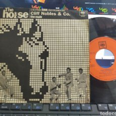 Discos de vinilo: CLIFF NOBLES & CO. SINGLE THE MULE ESPAÑA 1968. Lote 269446513