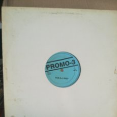 Discos de vinilo: PROMO-3 FOR D. J. ONLY USA. Lote 269448448