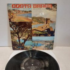 Discos de vinilo: COSTA BRAVA / RECUERDO-SOUVENIR-REMEMBER / LP - SAYTON-1971 / MBC. ***/*** DIFÍCIL.. Lote 269449083