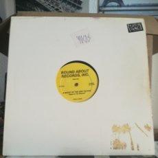 Discos de vinilo: ROUND ABOUT RECORDS - DISCO MEDLEY. Lote 269449113