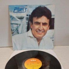 Discos de vinilo: EL JOVEN PERET / LP - CBS-1979 / MBC. ***/***. Lote 269452808