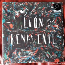 Discos de vinilo: LEÓN BENAVENTE - 2 LP + CD. Lote 269453753