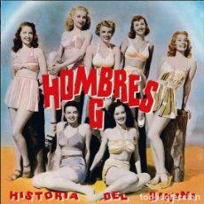 Discos de vinilo: HOMBRES G – HISTORIA DEL BIKINI. Lote 269454303