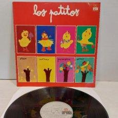 Discos de vinilo: LOS PATITOS / LP - ARIOLA-1974 / MBC. ***/*** SIN LIBRETO. Lote 269454313