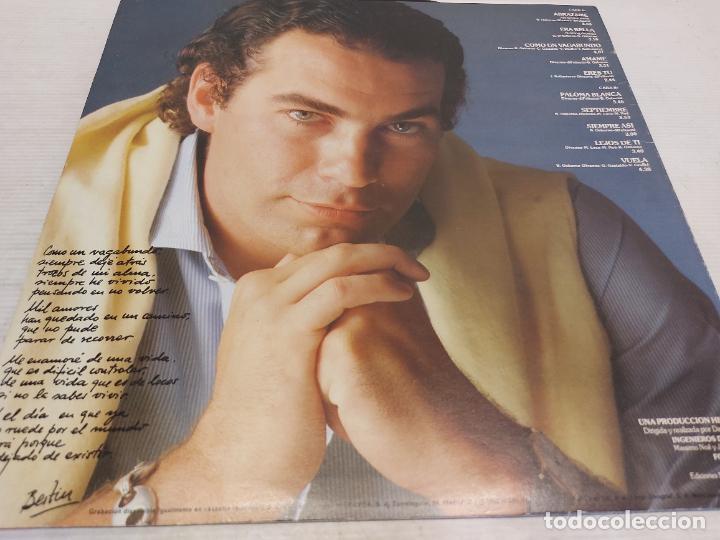 Discos de vinilo: BERTÍN OSBORNE / COMO UN VAGABUNDO / LP - HISPAVOX-1982 / MBC. ***/*** - Foto 2 - 269456038