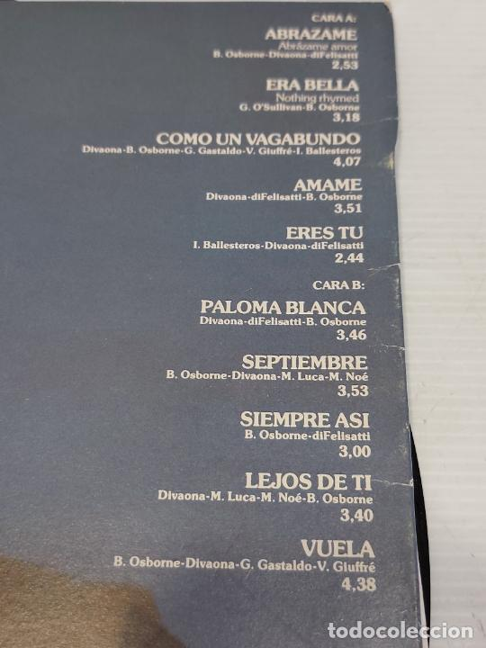 Discos de vinilo: BERTÍN OSBORNE / COMO UN VAGABUNDO / LP - HISPAVOX-1982 / MBC. ***/*** - Foto 3 - 269456038