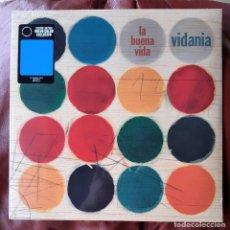 Discos de vinilo: LA BUENA VIDA - VIDANIA LP. Lote 269457533