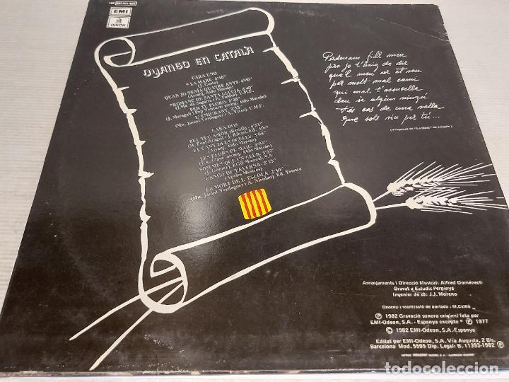 Discos de vinilo: DYANGO EN CATALÀ / LA MARE / LP - EMI-ODEON-1982 / MBC. ***/*** - Foto 2 - 269459753
