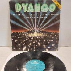 Discos de vinilo: DYANGO EN CATALÀ / LA MARE / LP - EMI-ODEON-1982 / MBC. ***/***. Lote 269459753