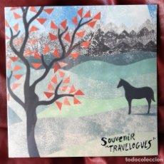 Discos de vinilo: SOUVENIR - TRAVELOGUES LP. Lote 269463803