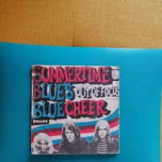 Dischi in vinile: BLUE CHER - SUMMERTIME BLUES - OUT OF FOCUS 1968. Lote 269466908