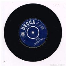Discos de vinilo: CATERINA VALENTE - TILL / AMOUR - SINGLE 1960 - ED. GB - SOLO VINILO. Lote 269470688