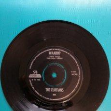 Dischi in vinile: THE EURFIANS - WAARO (WILD THING)/OPA'S BEAT. Lote 269475258