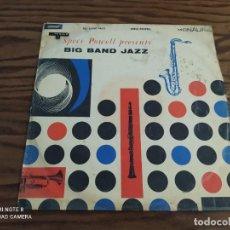 Discos de vinilo: MUY RARO. DISCO LP DE VINILO SPECS POWELL PRESENTS BIG BAND JAZZ. Lote 269476303
