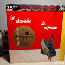 Discos de vinilo: LP LOS CHAVALES DE ESPAÑA : RECORDANDO ESPAÑA. Lote 269490423