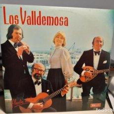 Discos de vinilo: LP LOS VALLDEMOSA ( BUSCADISIMO SEGUNDO LP DEL GRUPO DE MALLORCA ) EDITADO EN 1978. Lote 269490938