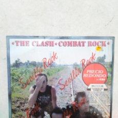 Discos de vinilo: THE CLASH * COMBAT ROCK LP VINILO. Lote 269492678