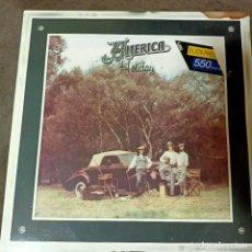 """Discos de vinilo: LP VINILO. AMERICA. """"HOLIDAY"""" (WARNER 1983). Lote 269493953"""
