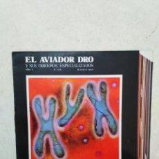 Discos de vinilo: EL AVIADOR DRO Y SUS OBREROS ESPECIALIZADOS - CROMOSOMAS SALVAJES LP VINILO. Lote 269494138