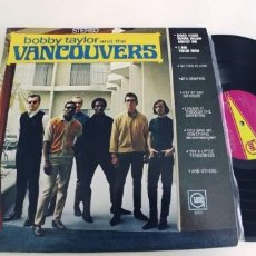 Discos de vinilo: BOBBY TAYLOR AND THE VANCOUVERS-LP USA 1968. Lote 269498418