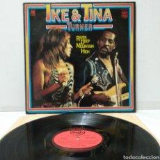 Discos de vinilo: IKE & TINA TURNER - RIVER DEEP MOUNTAIN HIGH 1979 ( 1969 ) ED UK. Lote 269499468
