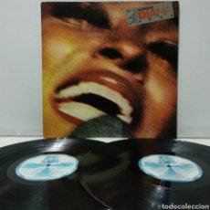 Discos de vinilo: DIANA ROSS - LIVE LOS ANGELES AN EVENING WITH DIANA ROSS 1976 ED HOLANDESA GATEFOLD. Lote 269501398