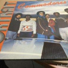 Discos de vinilo: COMMODORES- PORTRAIT. Lote 269578123