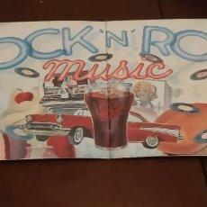 Discos de vinilo: THE BEATLES - 2 LP - ROCK AND ROLL - EDICION INGLESA. Lote 269579563