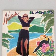 Discos de vinilo: NATUSHA. EL MENEITO. Lote 269605178
