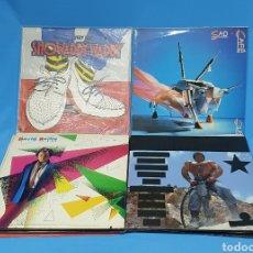 Discos de vinilo: LOTE DE 16 DISCOS - MÚSICA EXTRANJERA - AÑOS 80. Lote 269607608
