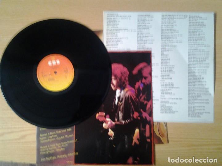 Discos de vinilo: BOB DYLAN - SAVED- LP CBS 1980 ED. ESPAÑOLA S 86113 MUY BUENAS CONDICIONES. - Foto 2 - 269627248