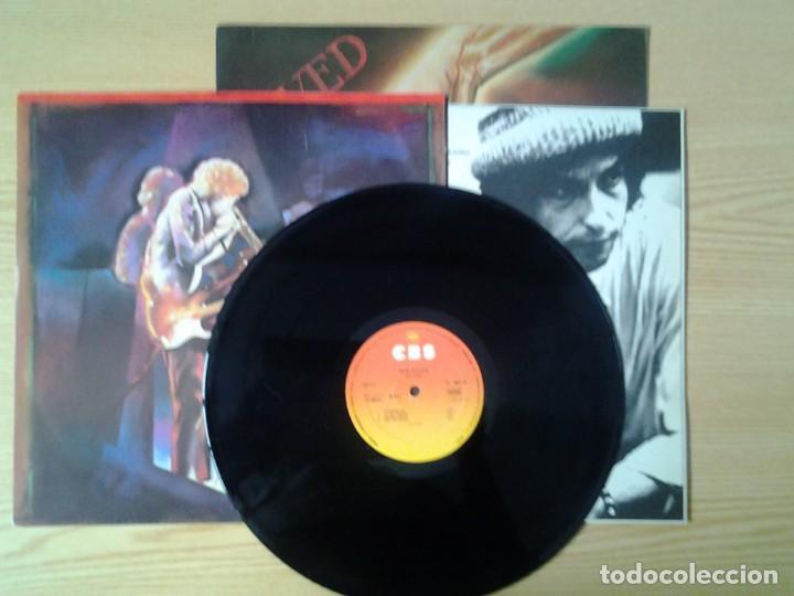 Discos de vinilo: BOB DYLAN - SAVED- LP CBS 1980 ED. ESPAÑOLA S 86113 MUY BUENAS CONDICIONES. - Foto 4 - 269627248