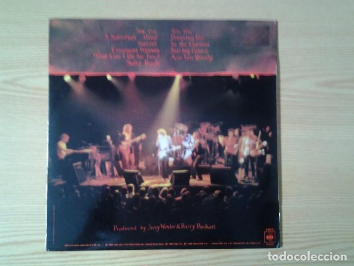 Discos de vinilo: BOB DYLAN - SAVED- LP CBS 1980 ED. ESPAÑOLA S 86113 MUY BUENAS CONDICIONES. - Foto 5 - 269627248